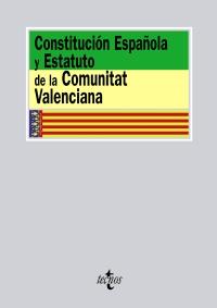 Constitución Española y Estatuto de la Comunitat Valenciana
