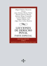 Lecciones de Derecho penal. Parte especial