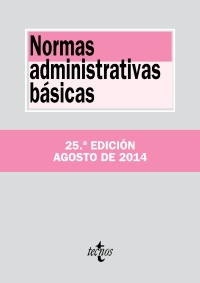 Normas administrativas básicas