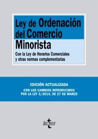 Ley de Ordenación del Comercio Minorista