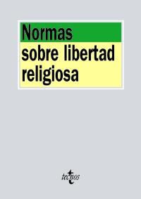 Normas sobre libertad religiosa