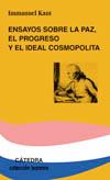 Ensayos sobre la paz, el progreso y [...]