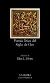 Poesía lírica del Siglo de Oro