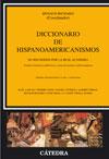 Diccionario de hispanoamericanismos [...]