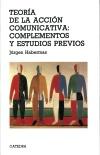 Teoría de la acción comunicativa: complementos [...]