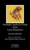 Antología Cátedra de Poesía de las Letras [...]