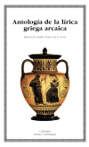 Antología de la lírica griega [...]