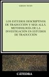 Los Estudios Descriptivos de Traducción [...]
