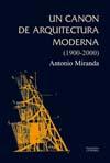 Un canon de arquitectura moderna [...]