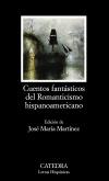 Cuentos fantásticos del Romanticismo [...]