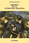 Historia de la literatura francesa