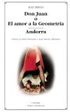 Don Juan o El amor a la Geometría; [...]