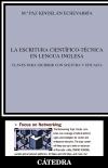 La escritura científico-técnica en lengua [...]