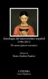 Antología del microrrelato español [...]