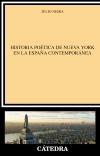 Historia poética de Nueva York en la [...]