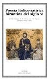 Poesía lúdico-satírica bizantina del [...]