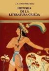 Historia de la literatura griega