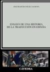 Ensayo de una historia de la traducción [...]