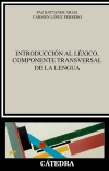 Introducción al léxico, componente transversal [...]