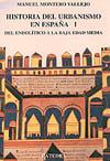 Historia del urbanismo en España