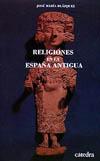 Religiones en la España Antigua